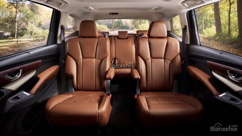Hệ thống ghế ngồi xe Subaru Ascent 2019