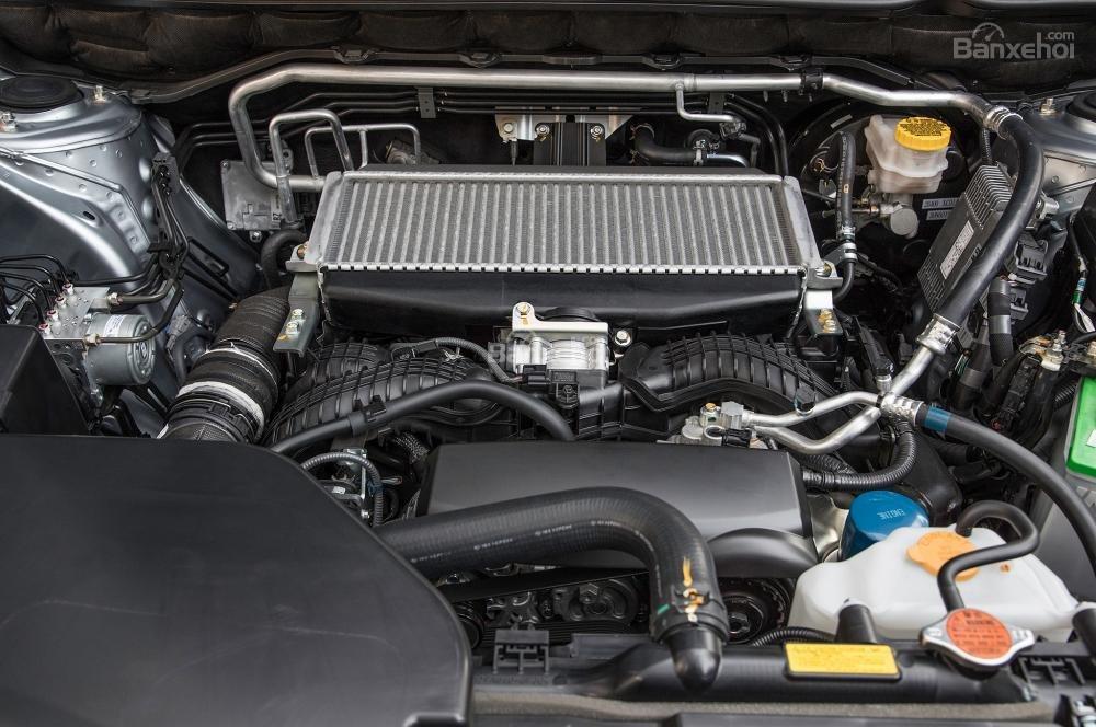 Động cơ xe Subaru Ascent 2019