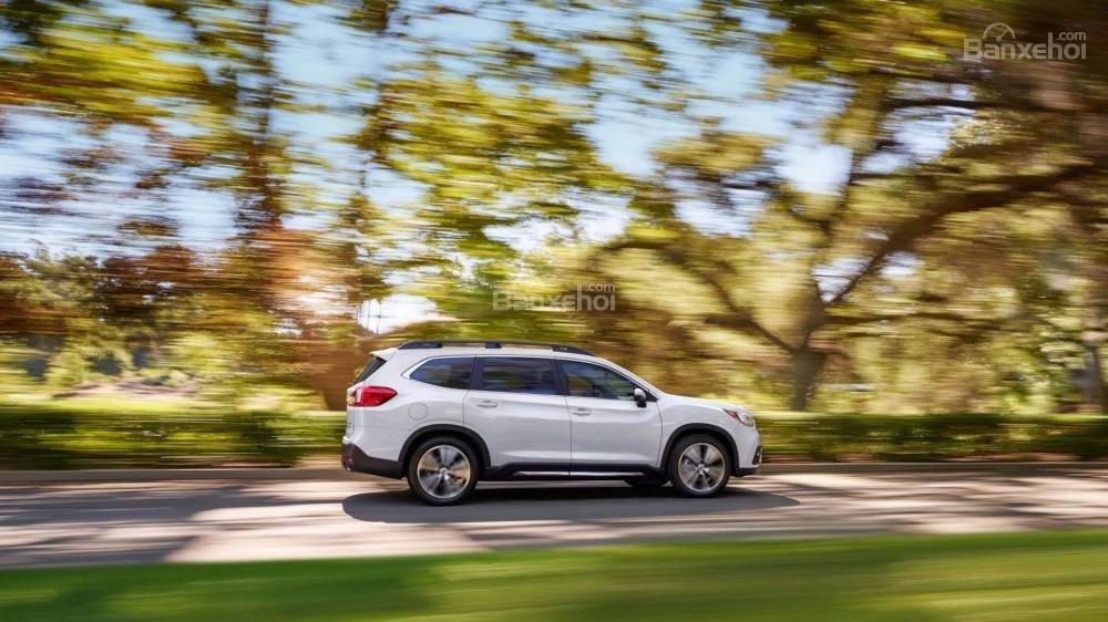 Đánh giá xe Subaru Ascent 2019 về cảm giác lái.