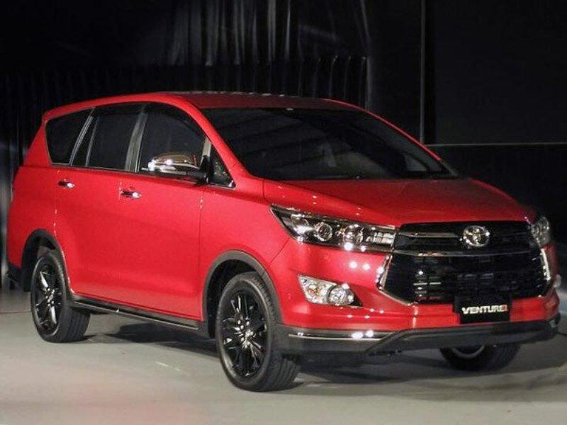 Toyota Innova Venturer tại Việt Nam nghèo công nghệ, đắt hơn Indonesia cả trăm triệu 6