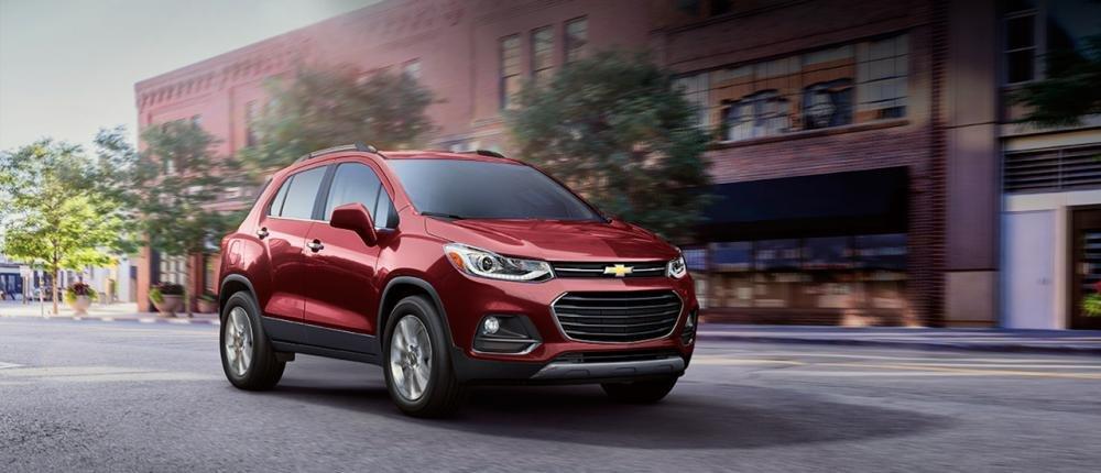 Giá xe Chevrolet Trax mới nhất tháng 7/2019 a1