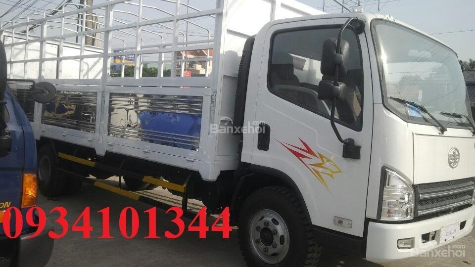 Bán xe tải Faw 7.3 tấn - máy, cầu, hộp số Hyundai- Thùng 6m2-2