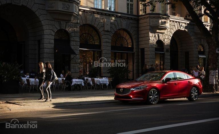 Đánh giá xe Mazda 6 2018: Sở hữu nhiều ưu điểm nổi bật.
