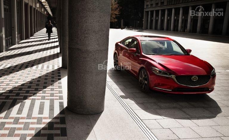 Đánh giá xe Mazda 6 2018: Mẫu xe thế hệ thứ 3.