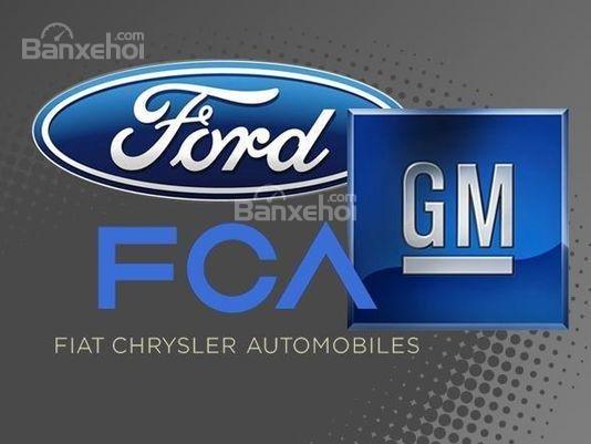 Doanh số Ford tăng trong khi GM và FCA cùng sụt giảm trong tháng 11