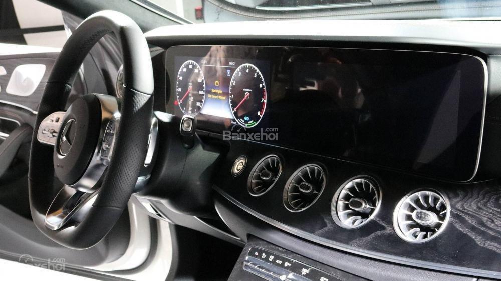 Đồng hồ lái xe Mercedes-Benz CLS 2019