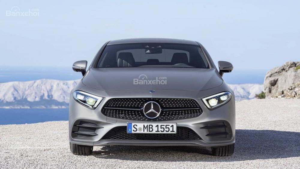 Đầu xe Mercedes-Benz CLS 2019