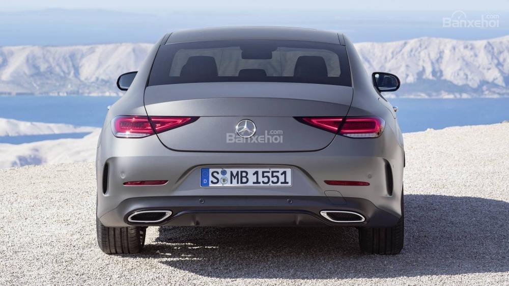 Đuôi xe Mercedes-Benz CLS 2019
