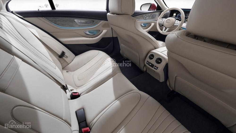 Hàng ghế sau xe Mercedes-Benz CLS 2019