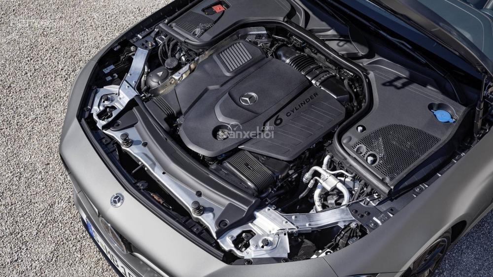 Động cơ Mercedes-Benz CLS 2019