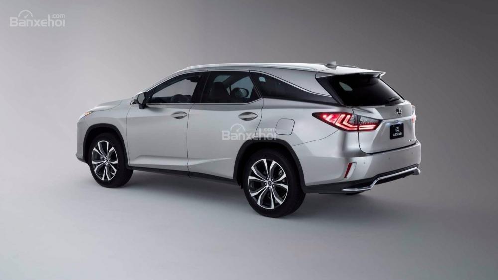 Đánh giá xe Lexus RX L 2018 về công nghệ an toàn.