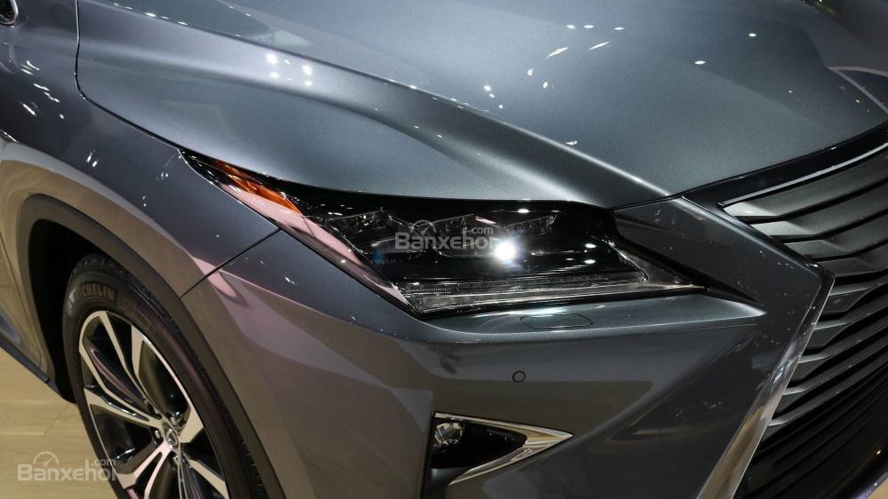 Đèn pha xe Lexus RX L 2018