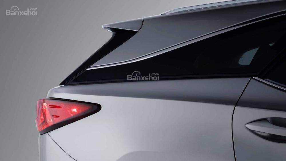 Đường mái xe Lexus RX L 2018
