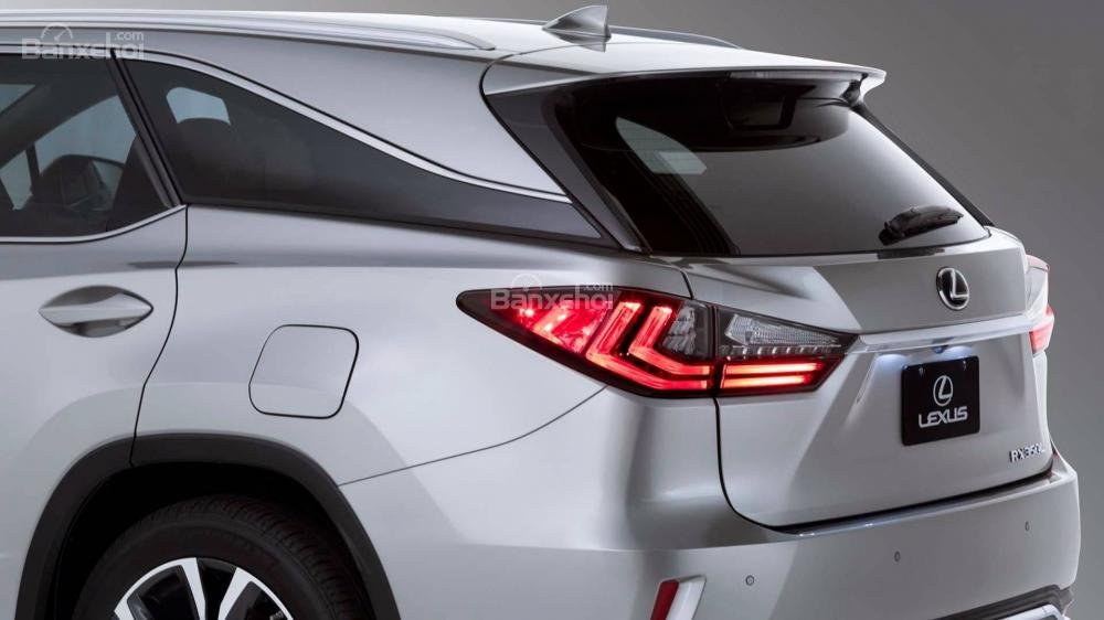 Đèn hậu xe Lexus RX L 2018