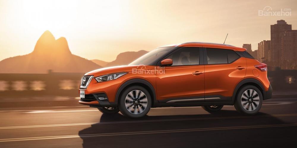 Nissan Juke 2018 được cải thiện cảm giác lái.