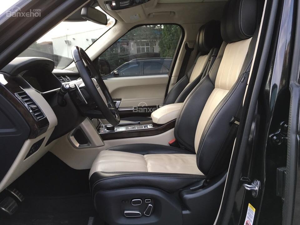Range Rover Autobiography LWB 5.0 đời 2014, màu đen, xe nhập Mỹ (8)