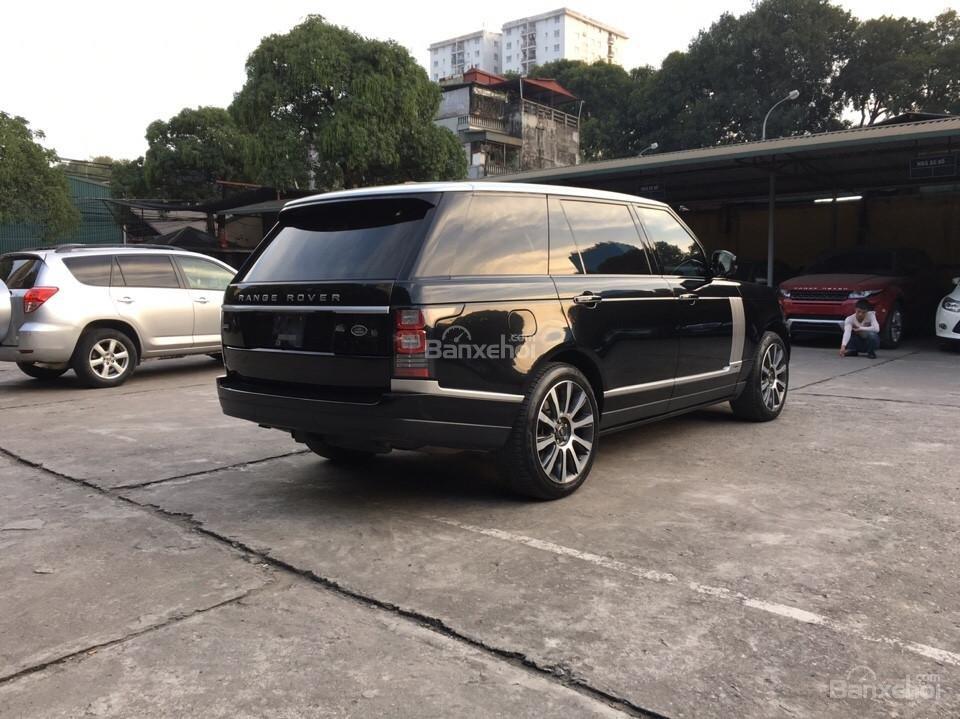 Range Rover Autobiography LWB 5.0 đời 2014, màu đen, xe nhập Mỹ (5)
