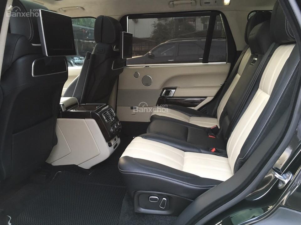 Range Rover Autobiography LWB 5.0 đời 2014, màu đen, xe nhập Mỹ (9)