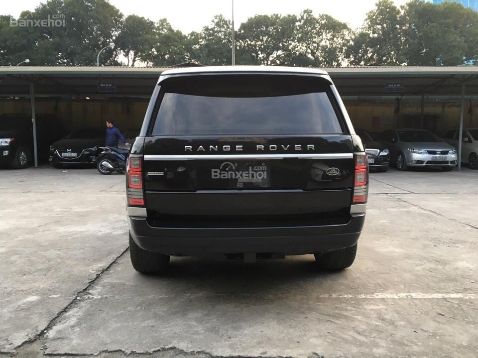 Range Rover Autobiography LWB 5.0 đời 2014, màu đen, xe nhập Mỹ (6)