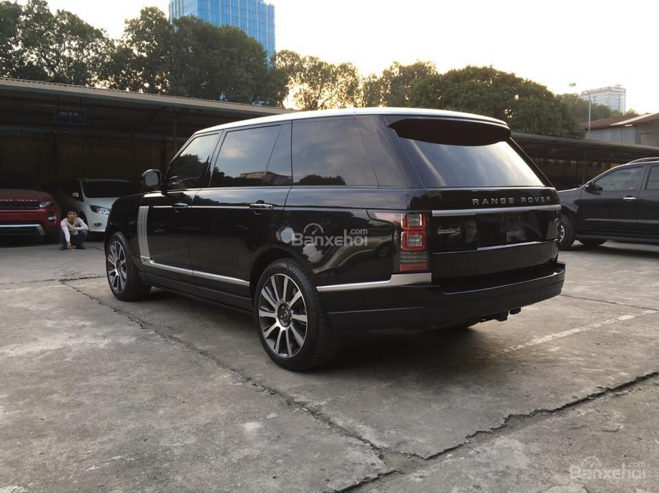 Range Rover Autobiography LWB 5.0 đời 2014, màu đen, xe nhập Mỹ (7)
