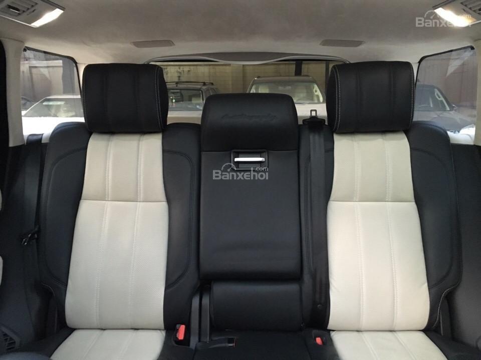 Range Rover Autobiography LWB 5.0 đời 2014, màu đen, xe nhập Mỹ (10)