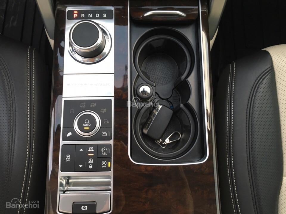 Range Rover Autobiography LWB 5.0 đời 2014, màu đen, xe nhập Mỹ (14)