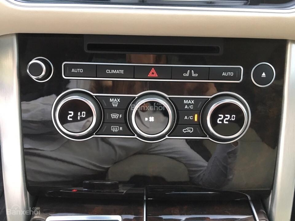 Range Rover Autobiography LWB 5.0 đời 2014, màu đen, xe nhập Mỹ (13)