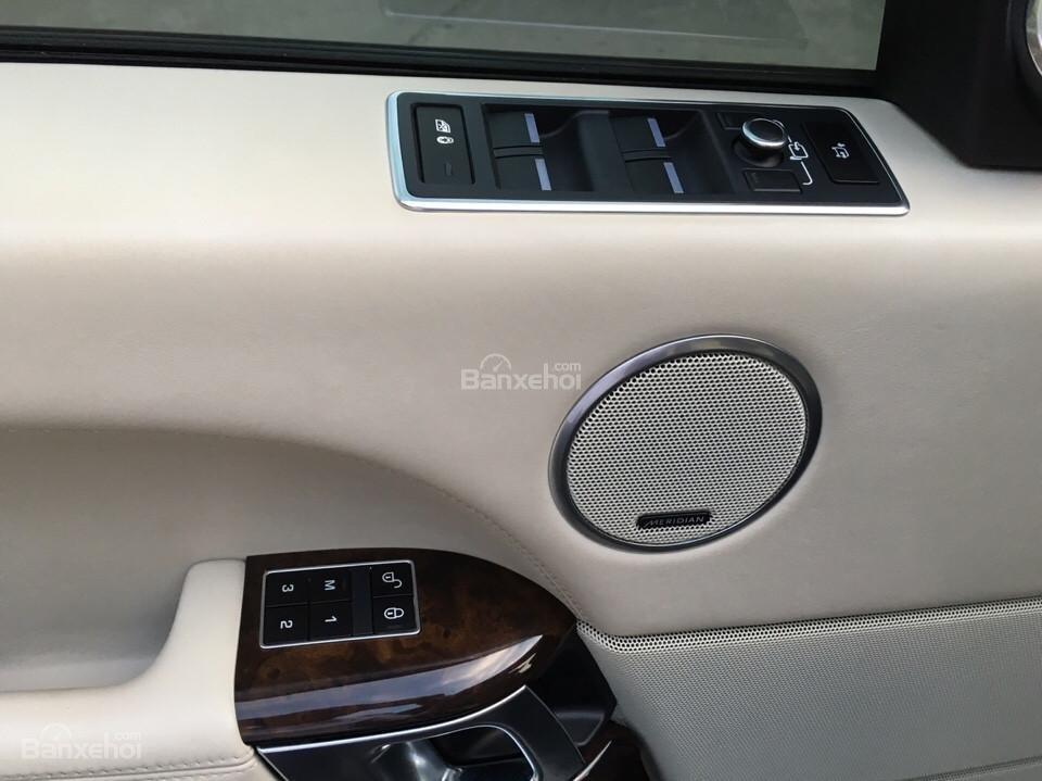 Range Rover Autobiography LWB 5.0 đời 2014, màu đen, xe nhập Mỹ (18)
