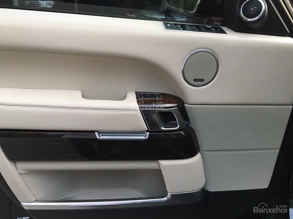 Range Rover Autobiography LWB 5.0 đời 2014, màu đen, xe nhập Mỹ (17)