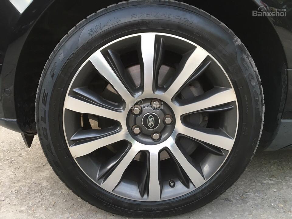 Range Rover Autobiography LWB 5.0 đời 2014, màu đen, xe nhập Mỹ (22)