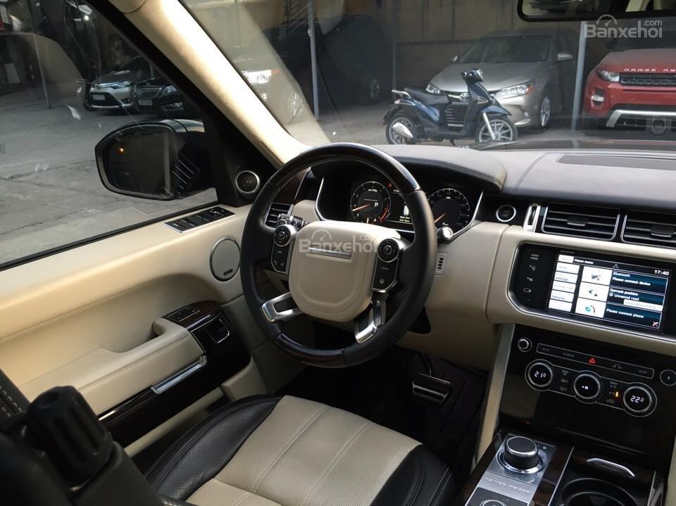 Range Rover Autobiography LWB 5.0 đời 2014, màu đen, xe nhập Mỹ (25)