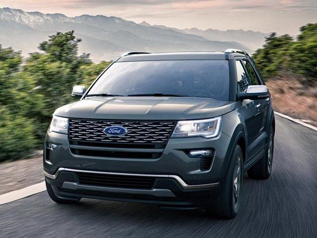 Đánh giá xe Ford Explorer 2018-7