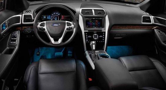 Đánh giá xe Ford Explorer 2018-3
