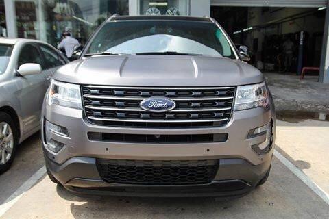 Đánh giá xe Ford Explorer 2018-2
