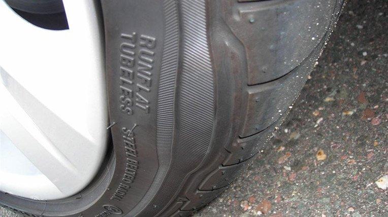 Vấn đề của vành xe khiến ô tô bị rung lắc 2