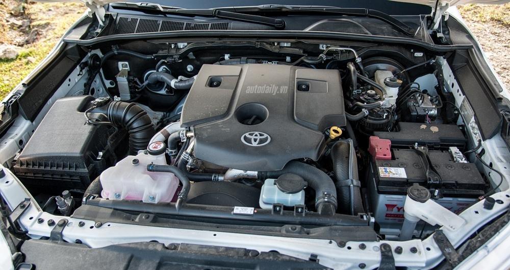Lỗi động cơ khiến ô tô bị rung lắc 5