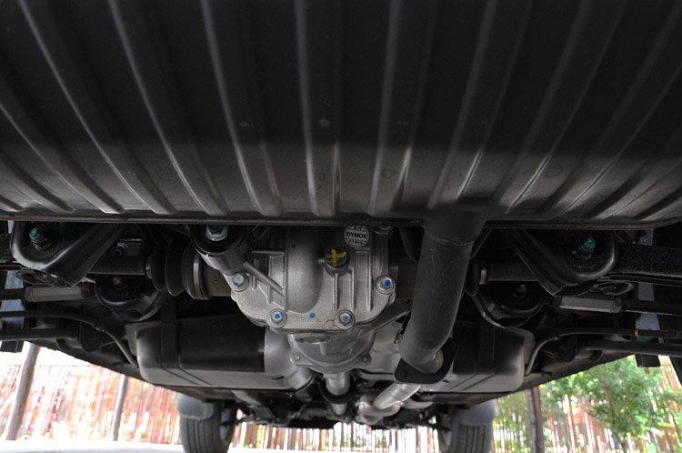 Lỗi hệ thống truyền lực khiến ô tô bị rung lắc 4