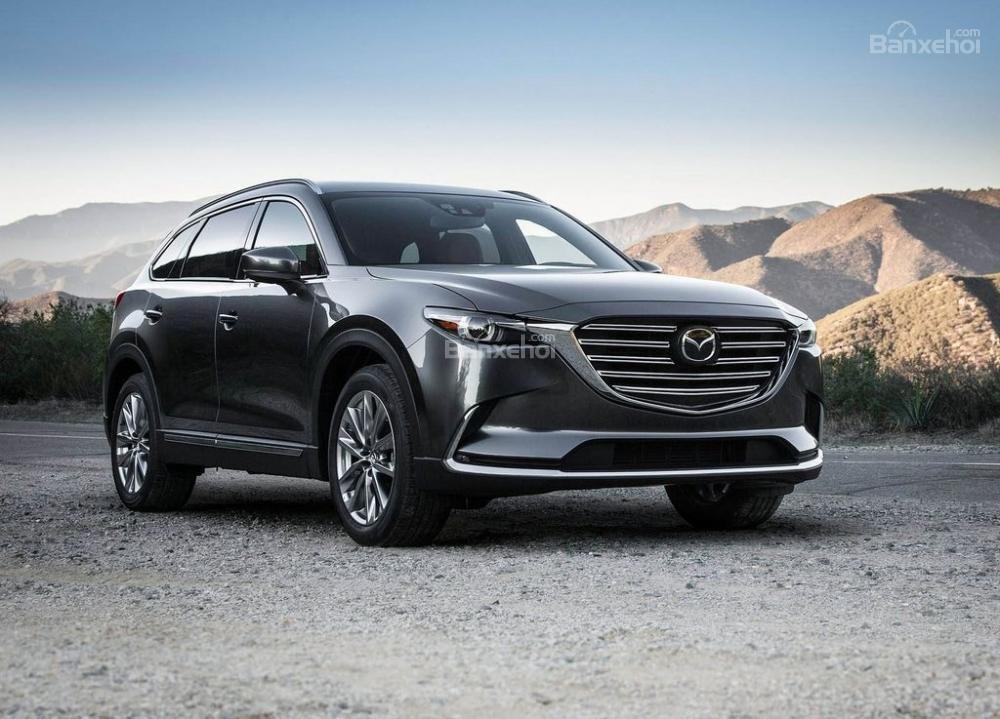 Ưu nhược điểm của Mazda CX-9 2018