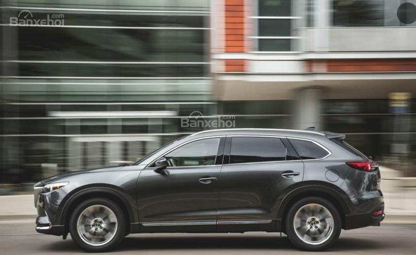 Ưu nhược điểm Mazda CX-9 2018