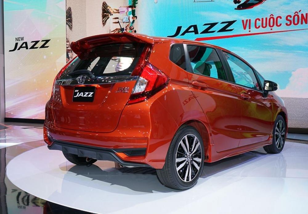 Giá xe Honda Jazz mới nhất trên thị trường - Ảnh 1.