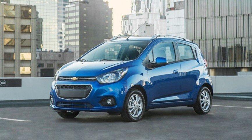 Giá xe Chevrolet Spark mới nhất