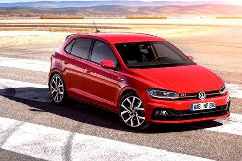 Volkswagen Polo GTI 2018 giá từ 546 triệu đồng tại thị trường Đức a3