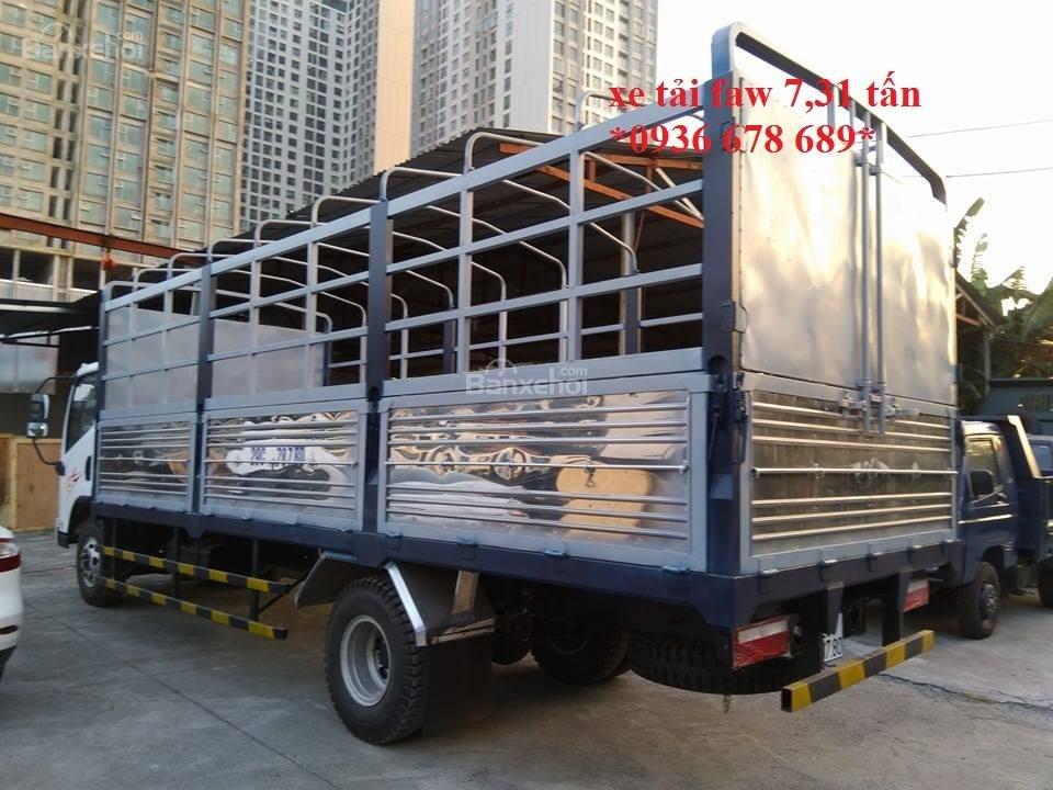 Bán xe tải GM Faw 7,31 tấn, động cơ 130PS mạnh mẽ, thùng dài 6,25M, giá cực rẻ-3