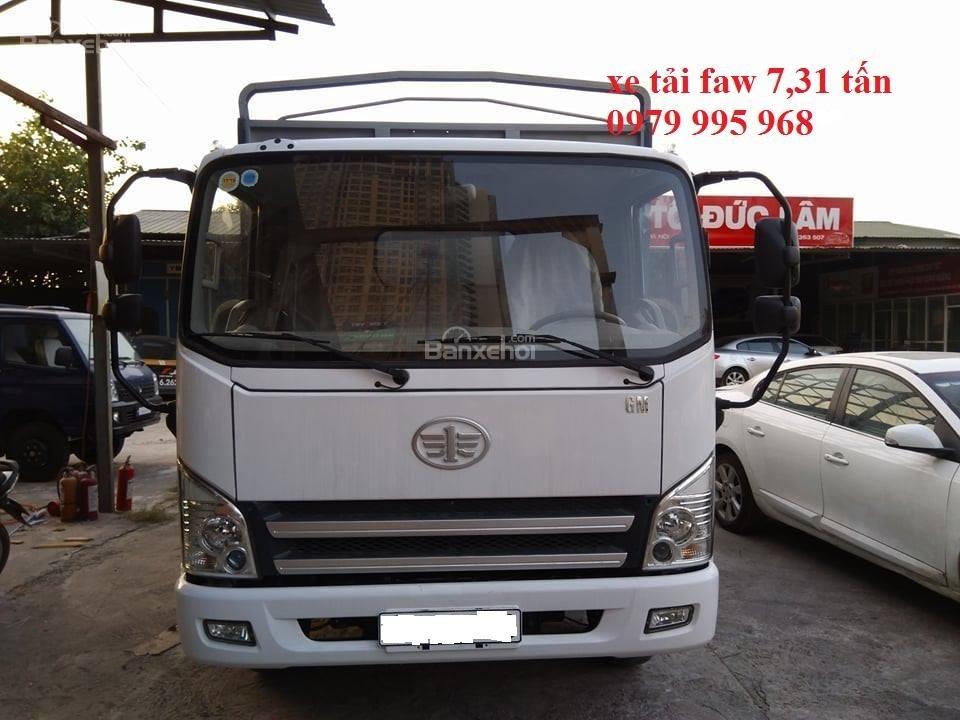 Bán xe tải GM Faw 7,31 tấn, động cơ 130PS mạnh mẽ, thùng dài 6,25M, giá cực rẻ-4