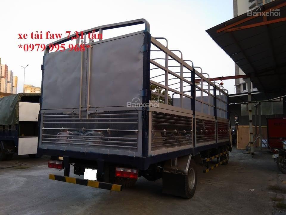 Bán xe tải GM Faw 7,31 tấn, động cơ 130PS mạnh mẽ, thùng dài 6,25M, giá cực rẻ-6