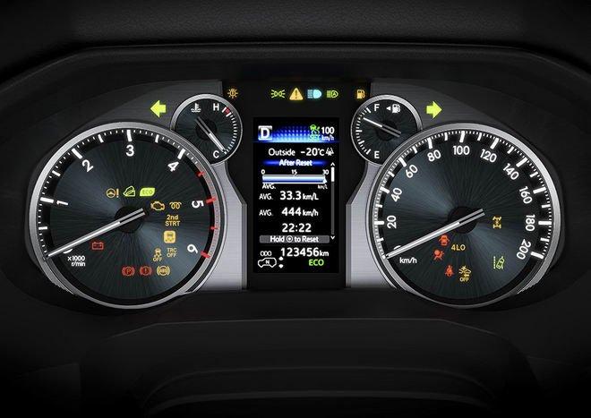So sánh xe Toyota Land Cruiser Prado 2018 và Ford Explorer 2018 về trang bị.