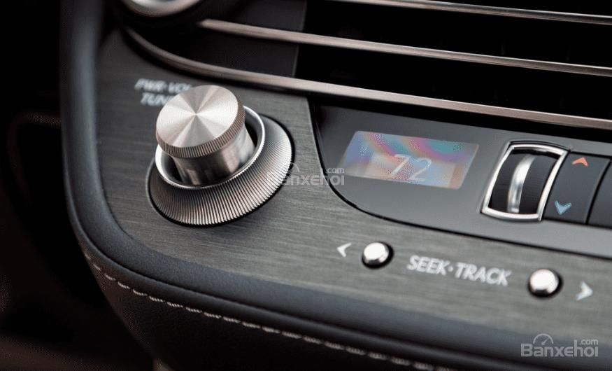 Đánh giá xe Lexus LS 2018 về hệ thống thông tin giải trí: Hệ thống âm thanh 23 loa Mark Levison