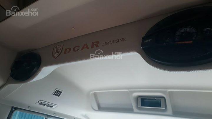 Bán Fuso Rosa Dcar sản xuất 2017, bản độ Limousine 19 chỗ, biển Hà Nội-7