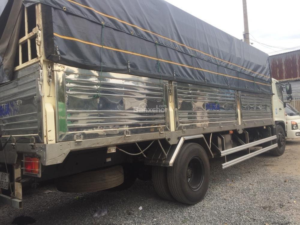 Bán Hino 8 tấn FG SX 2016, ĐK 2017 thùng 7m2-3