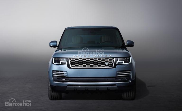 Đầu  xe Land Rover Range Rover 2018